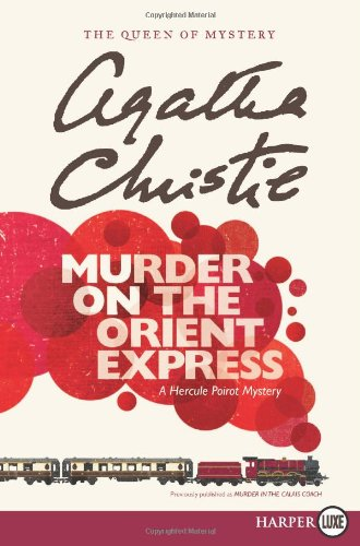 Murder on the Orient Express LP 9780062081537