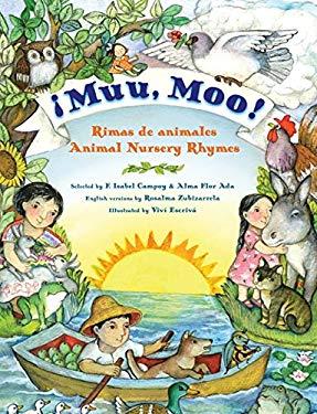Muu, Moo!: Rimas de Animales/Animal Nursery Rhymes