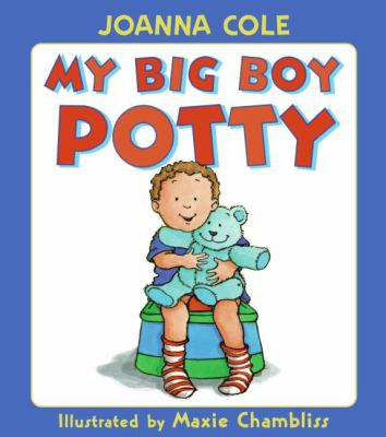 My Big Boy Potty Lap Edition