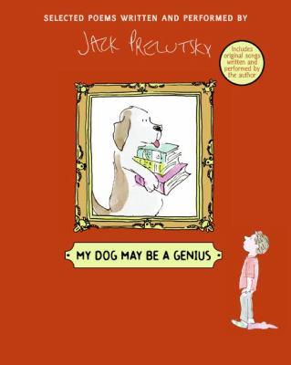 My Dog May Be a Genius 9780061451454