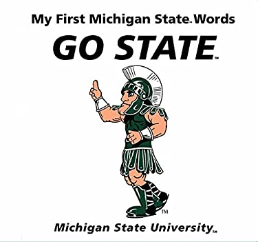 Go State: My First Michigan State Words 9780062196071