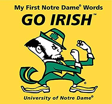 Go Irish: My First Notre Dame Words 9780062196040
