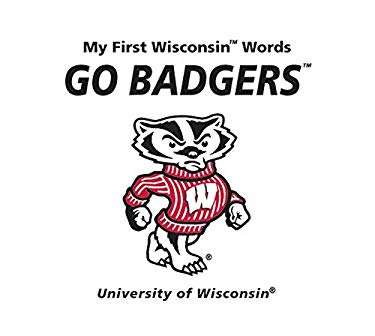 Go Badgers: My First Wisconsin Words 9780062196064
