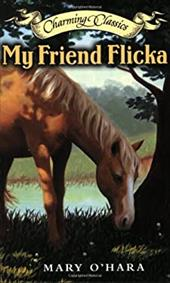 My Friend Flicka Book and Charm [With Charm]