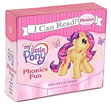 My Little Pony Phonics Fun 9780061229541