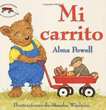 My Little Wagon (Spanish Edition): Mi Carrito