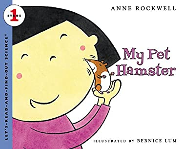 My Pet Hamster 9780064452052