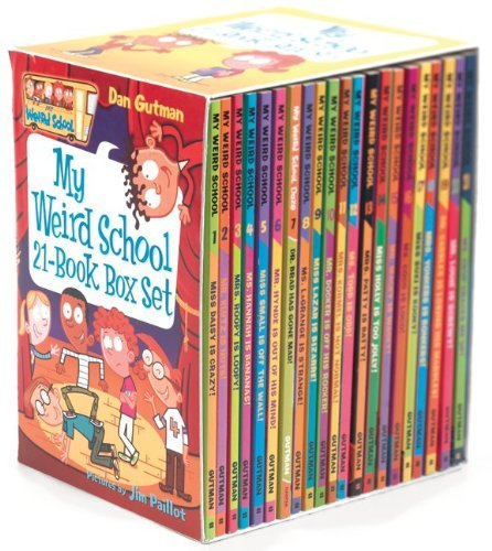 My Weird School 21-Book Boxed Set 9780062022714