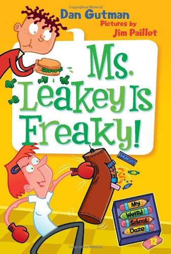 Ms. Leakey Is Freaky!