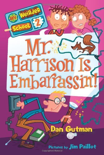 Mr. Harrison Is Embarrassin'! 9780061969188
