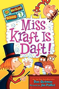 My Weirder School #7: Miss Kraft Is Daft! 9780062042163