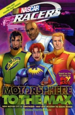 NASCAR Racers: Motorsphere to the Max