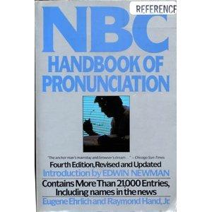 NBC Handbook of Pronunciation