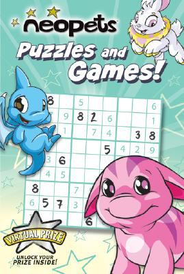 Neopets Puzzles and Games!