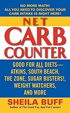 Net Carb Counter 9780060821524