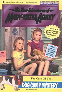 New Adventures of Mary-Kate & Ashley #24: The Case of the Dog Camp Mystery: (The Case of the Dog Camp Mystery)