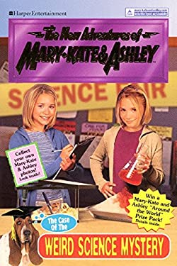 New Adventures of Mary-Kate & Ashley #29: The Case of the Weird Science Mystery: (The Case of the Weird Science Mystery)