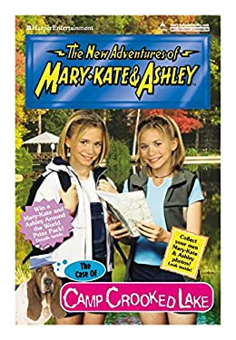 New Adventures of Mary-Kate & Ashley #30: The Case of Camp Crooked Lake: (The Case of Camp Crooked Lake)