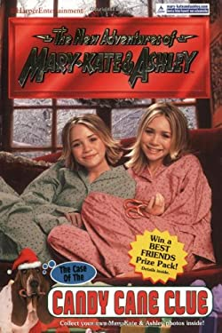 New Adventures of Mary-Kate & Ashley #32: The Case of the Candy Cane Clue: (The Case of the Candy Cane Clue)
