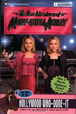 The Case of the Hollywood Who-Done-It [With Mary-Kate and Ashley Photo Cards]