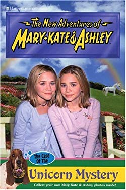 New Adventures of Mary-Kate & Ashley #46: The Case of the Unicorn Mystery