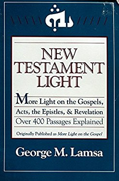 New Testament Light: More Light on the Gospels, Acts, the Epistles, and Revelation: Over 400 Passages Explained
