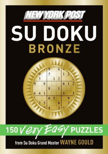 New York Post Bronze Su Doku