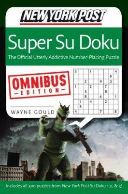 New York Post Super Sudoku, Omnibus Edition