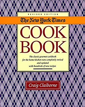 New York Times Cookbook 9780060160104