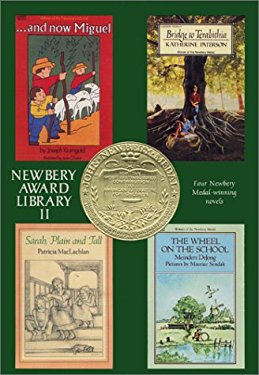 Newbery Award Library II: And Now, Miguel, Bridge to Terebithia, Sarah Plain and Tall, Wheel on