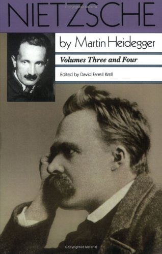 Nietzsche: Volumes Three and Four: Volumes Three and Four 9780060637941
