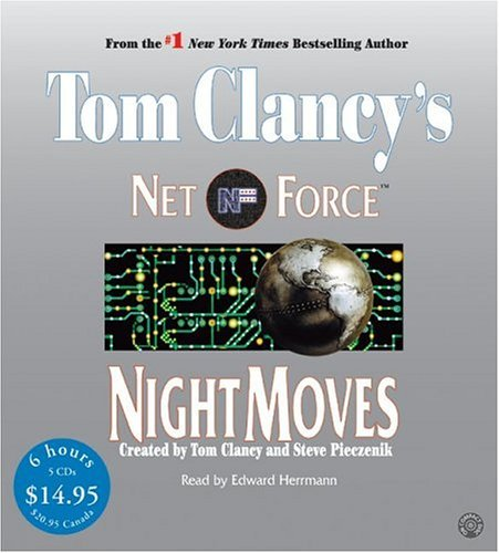 Tom Clancy's Net Force #3: Night Moves Low Price CD: Tom Clancy's Net Force #3: Night Moves Low Price CD