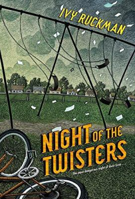 Night of the Twisters 9780064401760