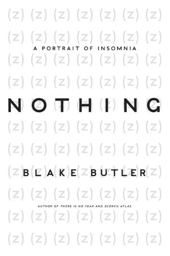 Nothing: A Portrait of Insomnia 9780061997389