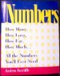 Numbers: How Many, How Far, How Long, How Much