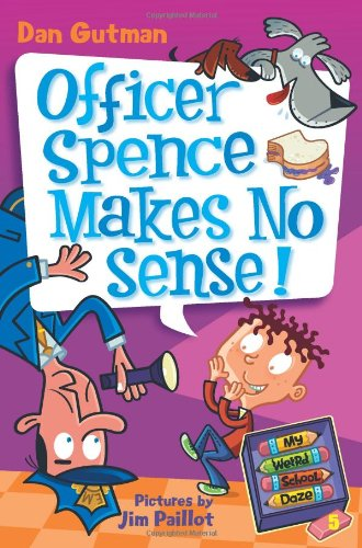 Officer Spence Makes No Sense!