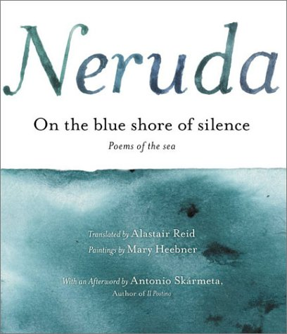 On the Blue Shore of Silence: Poems of the Sea 9780060591847