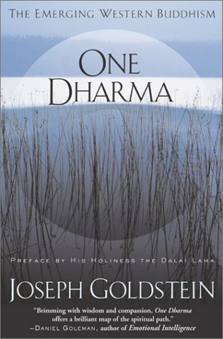 One Dharma: The Emerging Western Buddhism 9780062517012