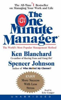 One Minute Manager: One Minute Manager 9780060567491