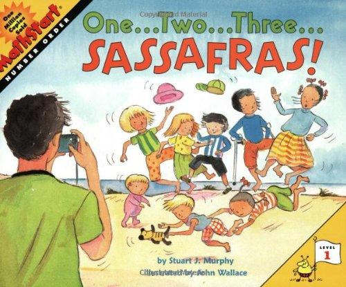 One...Two...Three...Sassafras! 9780064462464