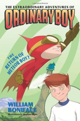 Ordinary Boy Book 2: Return of Meteor Boy?