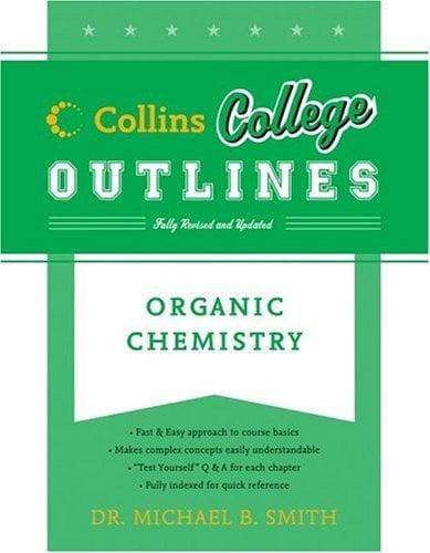 Organic Chemistry 9780060881542