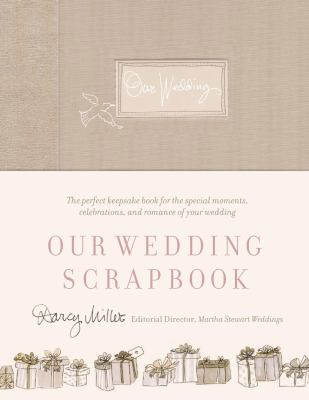 Our Wedding Scrapbook 9780060735210