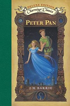 Peter Pan Deluxe Book and Charm