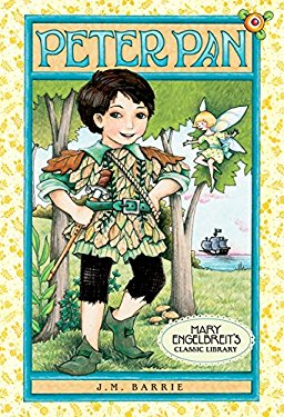Peter Pan [With Fairy] 9780060885878