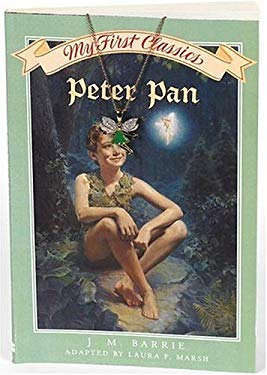 Peter Pan [With Gold-Tone Charm]