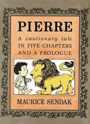 Pierre: A Continuous Tale in Five Chapters and a Prologue