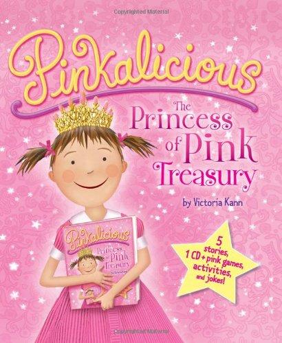 Pinkalicious: The Princess of Pink Treasury 9780062102362