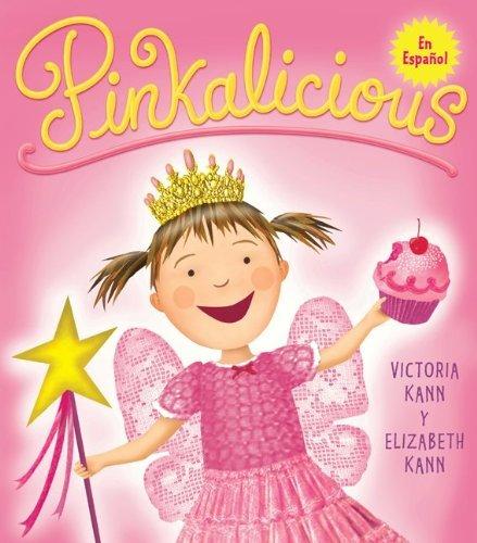 Pinkalicious 9780061799594