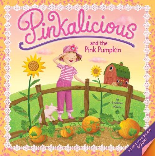 Pinkalicious and the Pink Pumpkin 9780061989612